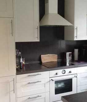 Renovierte 2,5-Zimmer-Souterrain Wohnung ca. 92 qm mit Terrasse Kürten