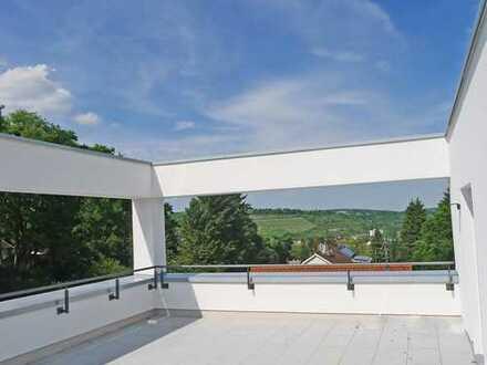 5336 - Maisonettewohnung mit Dachterrasse in Grötzingen!