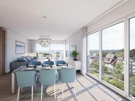 Traumhafte Wohnung mit Blick auf die Altstadt und den Bodensee