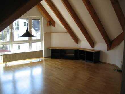 Schicke 2-Zi-Single-Wohnung mit Südwest-Balkon, EBK, Garage, Pkw-Stellplatz und Gartennutzung