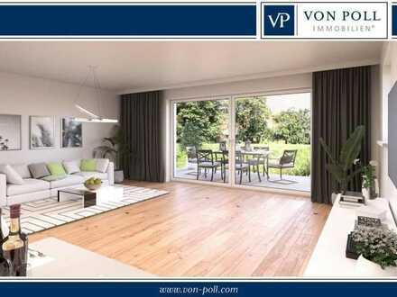 Neubau: Moderne ökologische Bauweise triftt auf Wohnkomfort und schöne Lage