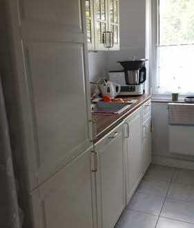2,5-Zi-Wohnung in Leverkusen-Schlebusch, 1. OG, einfach, aber gemütlich