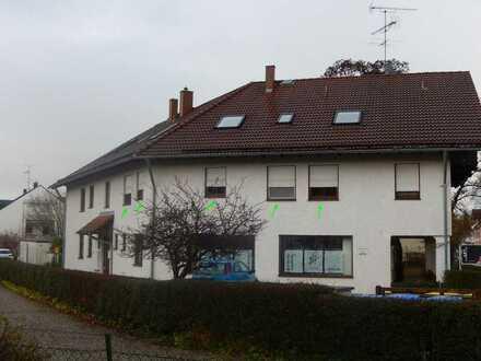 Stilvolle, vollständig renovierte 2-Zimmer-Wohnung im Herzen von Utting