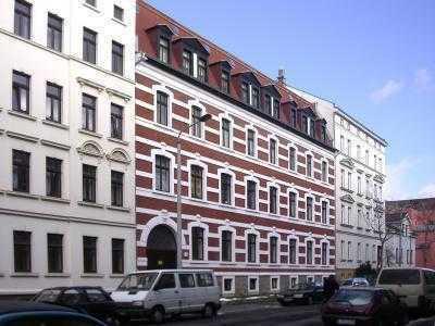 Hochwertig sanierter Altbau in Leipzig-Gohlis