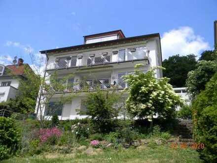 Großzügige Wohnung mit traumhaften Ausblick in das Neckartal (Virtuelle-Besichtigung vorab möglich)