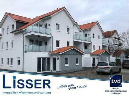 *Erstbezug* Ebenerdige Erdgeschoss Wohnung mit Terrasse & hochwertiger Ausstattung