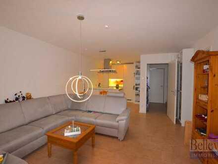 Neuwertige 2-Zimmer-Wohnung in sehr zentraler Lage in Offenbach