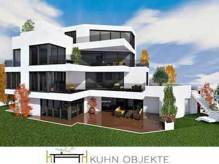 Luxus Wohnungen in Traumlage von Hambach. 4-DG