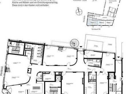 Platz für 60 Kinder: Kita mit großem Garten in Baugemeinschaft