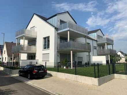 NEUWERTIG! Top moderne 2-Zimmer Wohnung mit großem Süd-West Balkon!