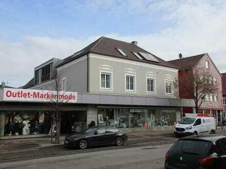 Bürofläche im 1. OG im Zentrum von Thannhausen zu vermieten