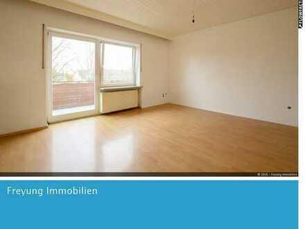 3-Zimmer Wohnung in gefragter Lage - nur 3 Fahrminuten von BMW Landshut entfernt