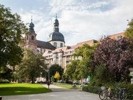 Stilvolle, vollständig renovierte 3-Zimmer-Wohnung mit Balkon und EBK in Mannheim