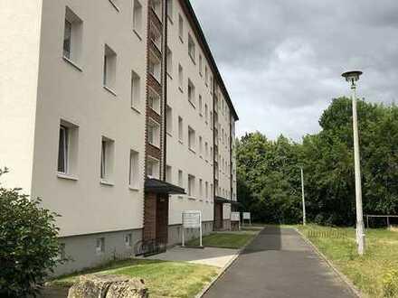 helle 2-Raumwohnung mit Einbauküche und Balkon in ruhiger Lage in Mihla