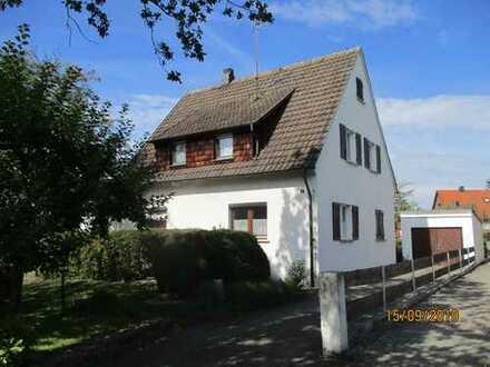"""Absolut ruhig gelegenes Ein- bis Zweifamilienwohnhaus im beliebten Wohngebiet """"Aalen-Hüttfeld"""""""