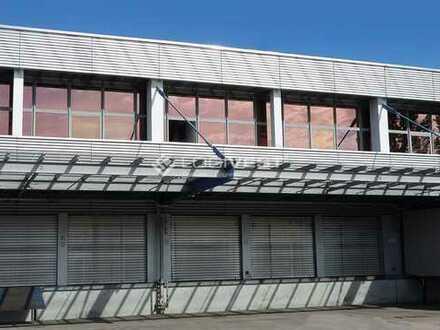 Lagerhalle in Bremen an der A27