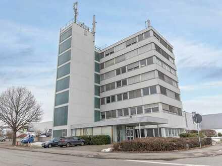 Verwaltungsgebäude in Schwenningen