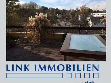Denkendorf: traumhafte 5-Zi.- Maisonette mit drei Sonnenbalkonen