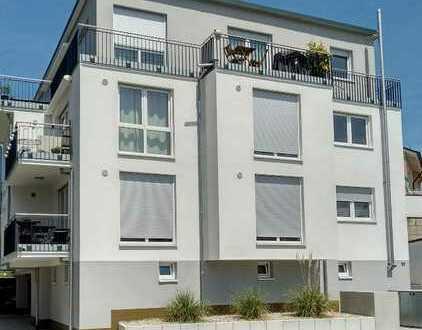 Hochwertig ausgestattete Drei-Zimmer-Wohnung in zentraler Lage von Böblingen