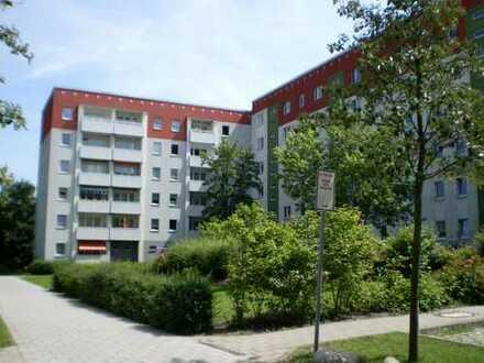 1-Raum-Wohnung mit großem Wohnzimmer