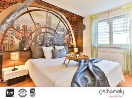 Gut geschnittene 3-Zimmer-Wohnung mit TG-Stellplatz im Herzen von Dietenheim