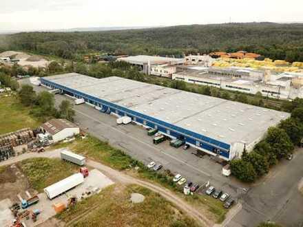 RHEIN-MAIN-GEBIET - Rampen- Lagerflächen von 1.600 - 3.800 m², Euro 3,70 /m²/qm!!!!