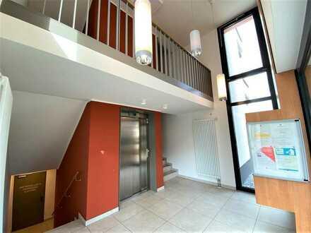 Modernes 2 Raum Wohnung direkt an der Spree mit SONNEN-Balkon