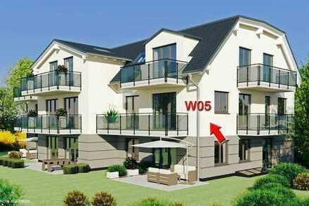 Sonnige Aussichten! Exklusive 3-Zimmer Wohnung mit 2 Balkonen
