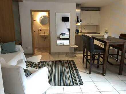 Exklusive 1-Zimmer-Wohnung mit EBK in Hagnau am Bodensee