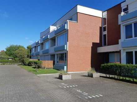 Von privat: 2ZKB in zentraler, ruhiger Lage von Alt-Westerland