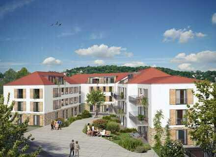 Ab 55+!Leben auf dem Weingut! Barrierefrei! 3 Z-Wohntraum mit Terrassen (Neubau) mit sep. Eingang