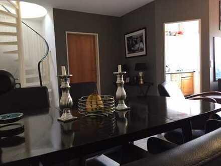 Gepflegte 3-Zimmer-Maisonette-Wohnung mit frz. Balkon und Einbauküche in Gronau-Epe