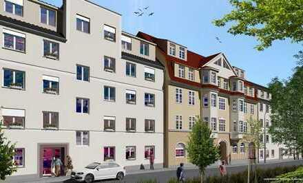 4-Zi-ETW im 2.OG mit Balkon in Radeberg zu verkaufen