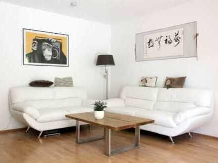 E&Co. - Barrierefreie ruhige und gut geschnittene 3 Zimmer-Erdgeschosswohnung mit Süd-Garten
