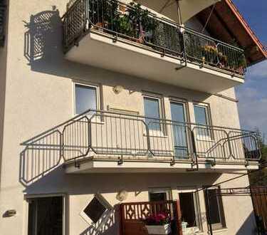 schöne,ruhige 3-Zimmer-Wohnung mit Balkon