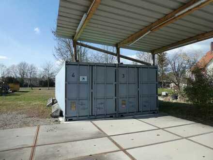 Selfstorage - Lagerraum - 40 Fuß Container - Raum Sinsheim - 10 Min. zur A6