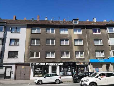 Gepflegte 2-Zimmerwohnung im 1. OG in Gelsenkirchen-Bismarck zu vermieten!