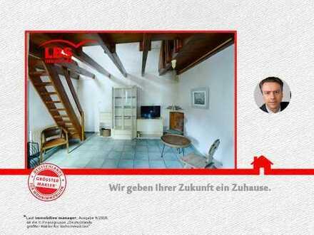Genießen Sie südliches Wohnflair, mitten in LU-Maudach: Kleines Wohnhaus mit Hofidyll