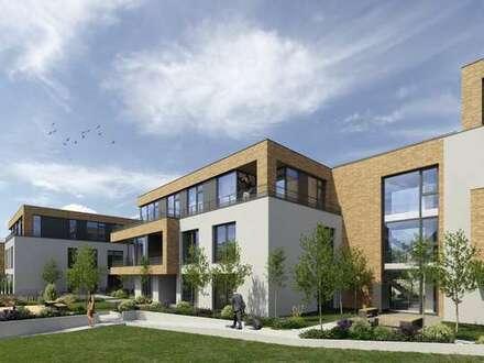 Wunderschöne 4 Zi. Erdgeschoss Wohnung mit Terrasse & Gartenanteil !