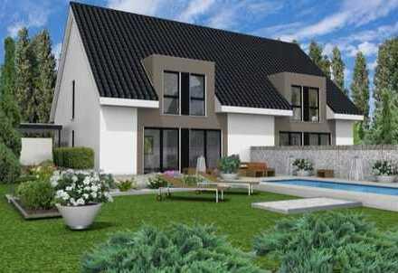 + Bauherren gesucht für die letzte von 4 DHH in Französisch Buchholz +