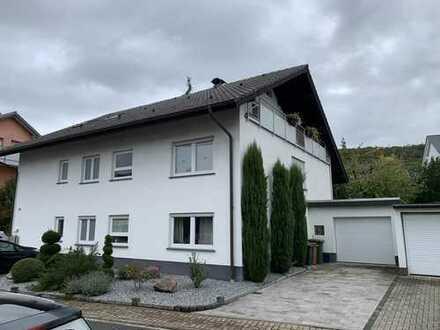 5 Zimmer Wohnung in Nußloch mit Garten, Garage, Einbauküche