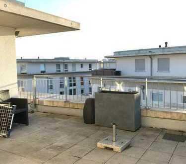 4-Zimmer-Dachgeschoss Wohnung mit großer Terrasse