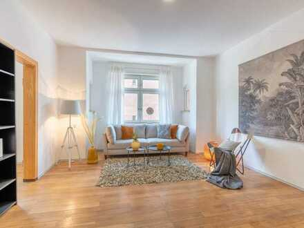 Exklusive 3-Zimmer-Wohnung mit Balkon in Worms