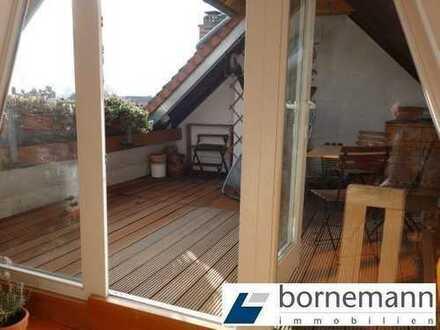 Tolle Lage Schoppershof! Dachterrassen-Juwel - 5-Zimmer-ETW über 2 Etagen!