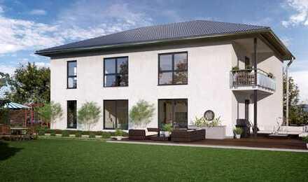 Stadtvilla als 2-Fam.- Haus + Keller, ein Traum in sehr ruhiger Wohnlage in 63683 Ortenberg-Selters!