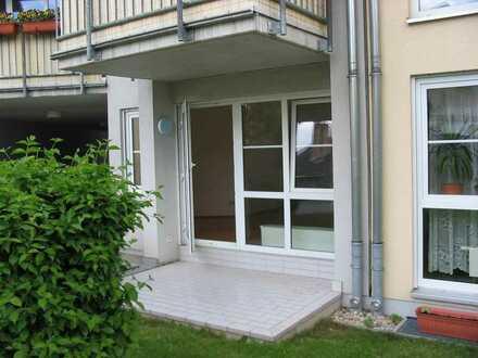 Helle Wohnung mit Terrasse in ruhiger Lage! (Whg 75)