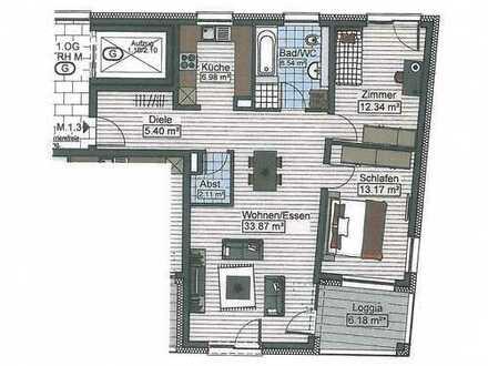 3 - Zimmer Wohnung in Neu-Ulm zu vermieten