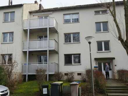Sehr ruhige 2 Zimmerwohnung mit großem Balkon und Abendsonne. 10 Min z. Phoenixsee.