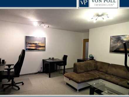 Kapitalanlage: zentrale 2-Zimmer-Etagen-Wohnung