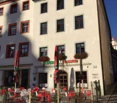 Gemütliche 3-Zimmer-Wohnung direkt am historischen Obermarkt! Küche vorhanden! Students welcome!
